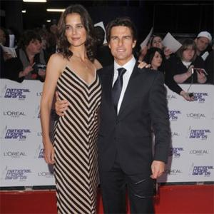 Tom Cruise Gives Suri Fashion Freedom