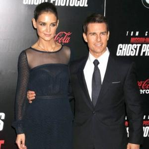 Tom Cruise And Katie Holmes Wow Fans At Premiere