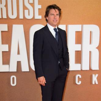 Tom Cruise works every day