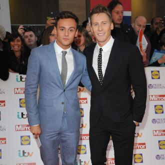 Tom Daley cooks for his man Dustin Lance Black