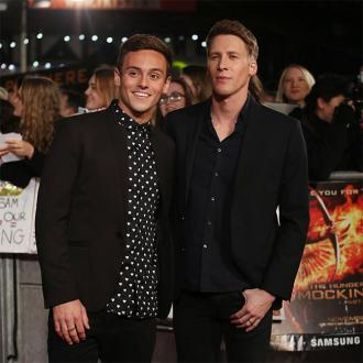 Tom Daley and Dustin Lance Black wed