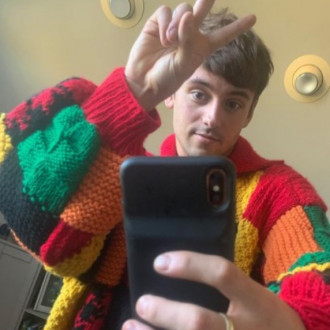 Tom Daley reveals whether he'd release a knitwear collection