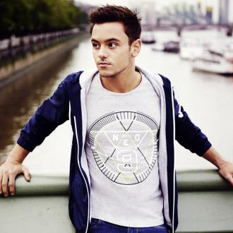 Tom Daley launches adidas NEO Autumn/Winter collection