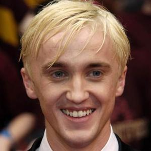 Tom Felton 'Ran Off' Harry Potter Set