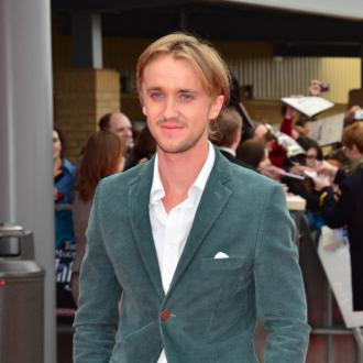 Tom Felton Still Receives 'Odd' Fan Mail