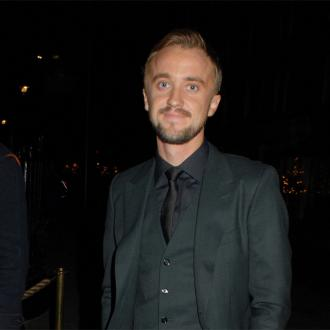 Tom Felton becomes a Gryffindor