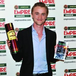 Tom Felton Wants James Bond Role