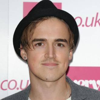 Tom Fletcher's Wife Finds Wedding Ring