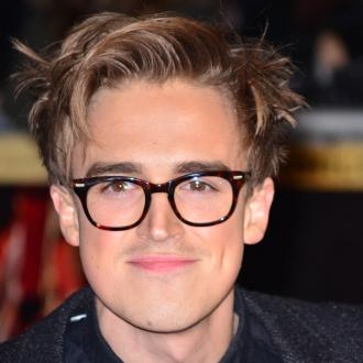 Tom Fletcher becomes a dad