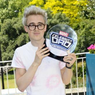 Tom Fletcher 'Proud' Of Pooping Son