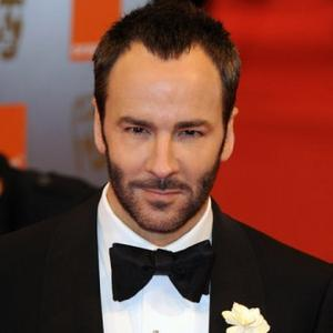 Tom Ford Likes Powerful Fragrances