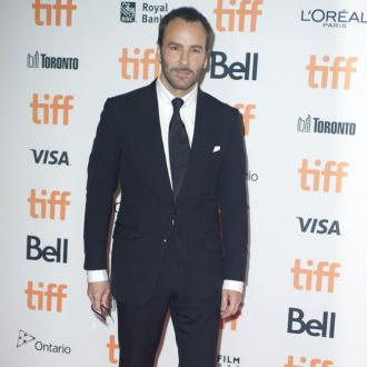 Tom Ford went down on bended knee to ask Stella McCartney to be son's godmother