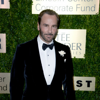 Tom Ford feels 'too vulnerable' in knitwear