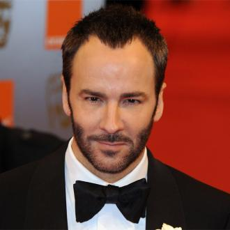 Tom Ford Welcomes A Son