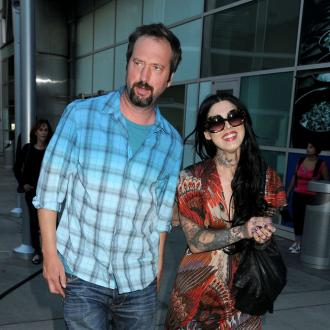 Tom Green's Motivation movie date with Kat Von D