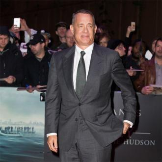 Tom Hanks Loves The Sight Of His Bum