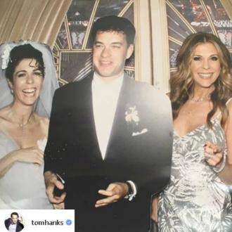 Tom Hanks shares throwback on 30th wedding anniversary