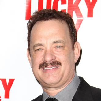 Tom Hanks Gets Emotional After Broadway Debut