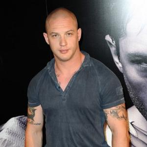 Tom Hardy Not 'Manly' On Warrior
