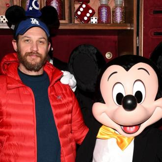 Tom Hardy grew up on Star Wars
