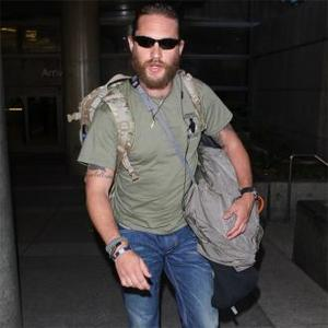 Tom Hardy Plays 'God' In Batman