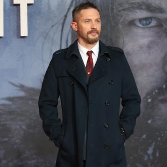 Tom Hardy finds parenting 'hard'