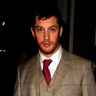 Christmas Card King Tom Hardy