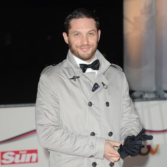 Tom Hardy Wears Elton's Clothes