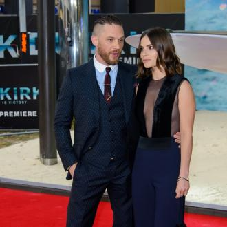 Baby joy for Tom Hardy and Charlotte Riley?