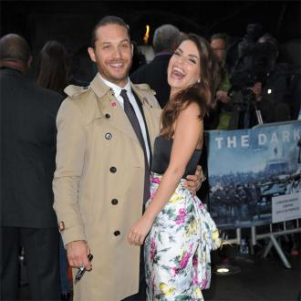 Tom Hardy got married in secret ceremony