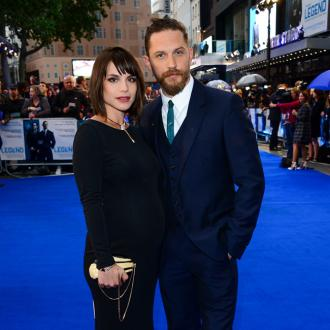 Tom Hardy Reveals Ronnie Make-up Routine For Legend