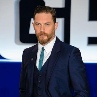 Tom Hardy 'Didn't Even Think' About Sexuality