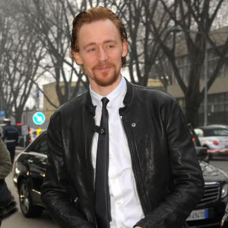Tom Hiddleston stunned by South Bank Awards win