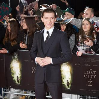 Tom Holland set to star in Uncharted