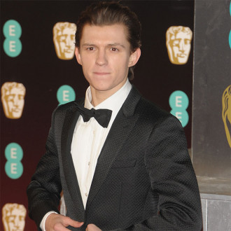 Tom Holland: It really felt like I was robbing a bank whilst filming Cherry
