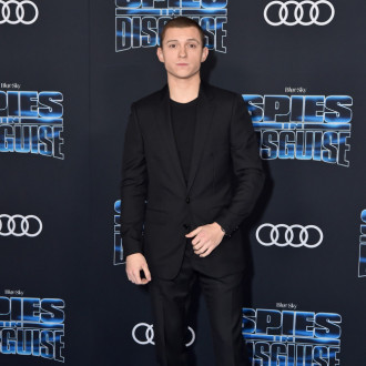 Tom Holland 'scared' of Cherry role