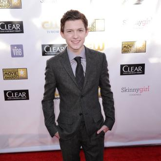 Tom Holland to star in Captain America: Civil War
