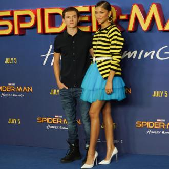 Zendaya recalls 'super awkward' meeting with Tom Holland