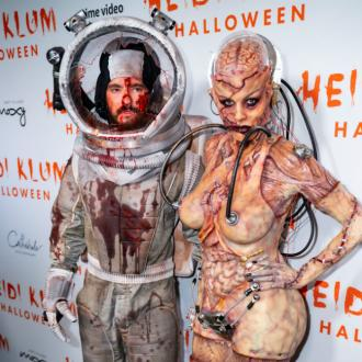 Heidi Klum's Halloween costume inspired by husband's alien obsession