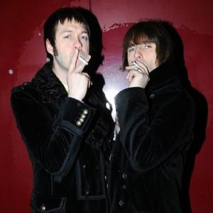 Kasabian Growing 'Giant Beanstalks'