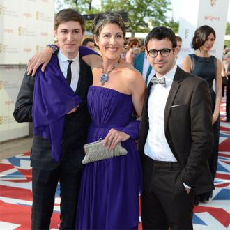 Simon Bird is a dad