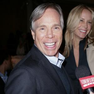 Tommy Hilfiger's Wife Designs Handbag Collection