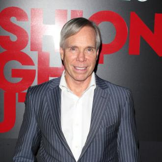 Tommy Hilfiger likes to break fashion rules