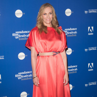 Toni Collette felt connected to equine co-star in Dream Horse
