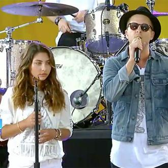 Chris Cornell's daughter joins OneRepublic for tribute to late father