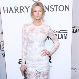 Toni Garrn's 'supermodel flea market'
