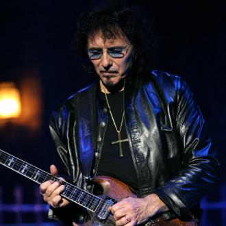 Tony Iommi receives Gibson Les Paul Award at Q Awards