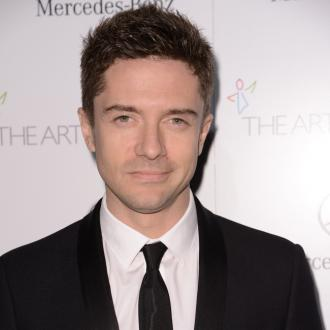 Topher Grace Missed Ashton Kutcher's Wedding