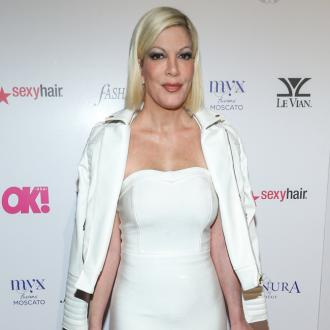 Tori Spelling doesn't like quiet house