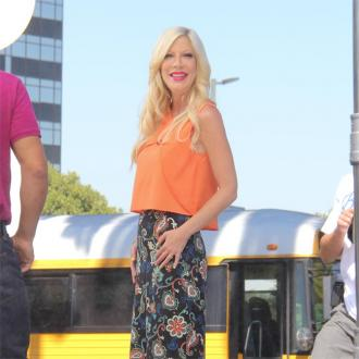 Tori Spelling: 'I'm on the mend'